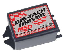 MSD Performance 8913 Tach Driver  DIS Ignitions