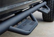 N-FAB HPC0780CC-TX Podium LG Step Systems Textured Black Cab Length