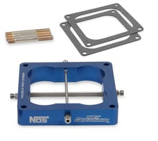 NOS 12667NOS DRY CROSSHAIR (4500 PLATE-ONLY) KIT SKIN
