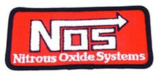 NOS 19322NOS Small Patch