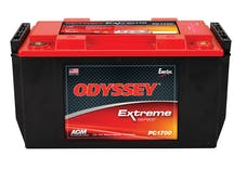 Odyssey Battery PC1700 0771-2030C0N0