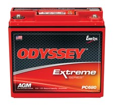 Odyssey Battery PC680MJ 0769-2117C0N0