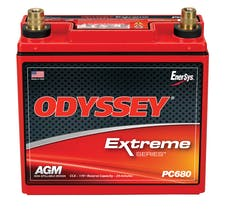 Odyssey Battery PC680MJT 0769-2018B0N0