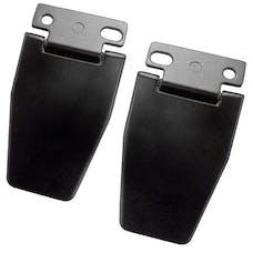 Omix-ADA 11218.04 Liftgate Hinge Kit, Black