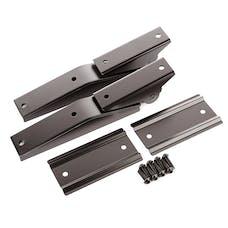 Omix-ADA 11218.10 Tailgate Hinge Set, Black