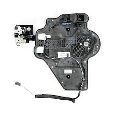 Omix-Ada 11812.25 Door Panel Insert Assembly, Rear Left