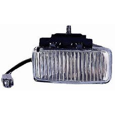 Omix-Ada 12407.01 Left Side Fog Lamp