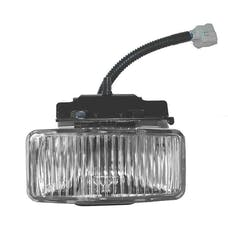 Omix-Ada 12407.02 Right Side Fog Lamp