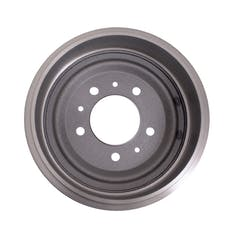 Omix-ADA 16701.10 Brake Drum; 46-64 Willys Pickup/Station Wagon