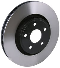 Omix-Ada 16702.16 Disc Brake Rotor, Front