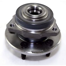Omix-ADA 16705.10 Front Axle Hub Assembly, without ABS; 02-05 Jeep Liberty KJ