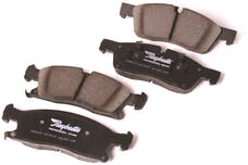 Omix-Ada 16728.21 Brake Pads, Front
