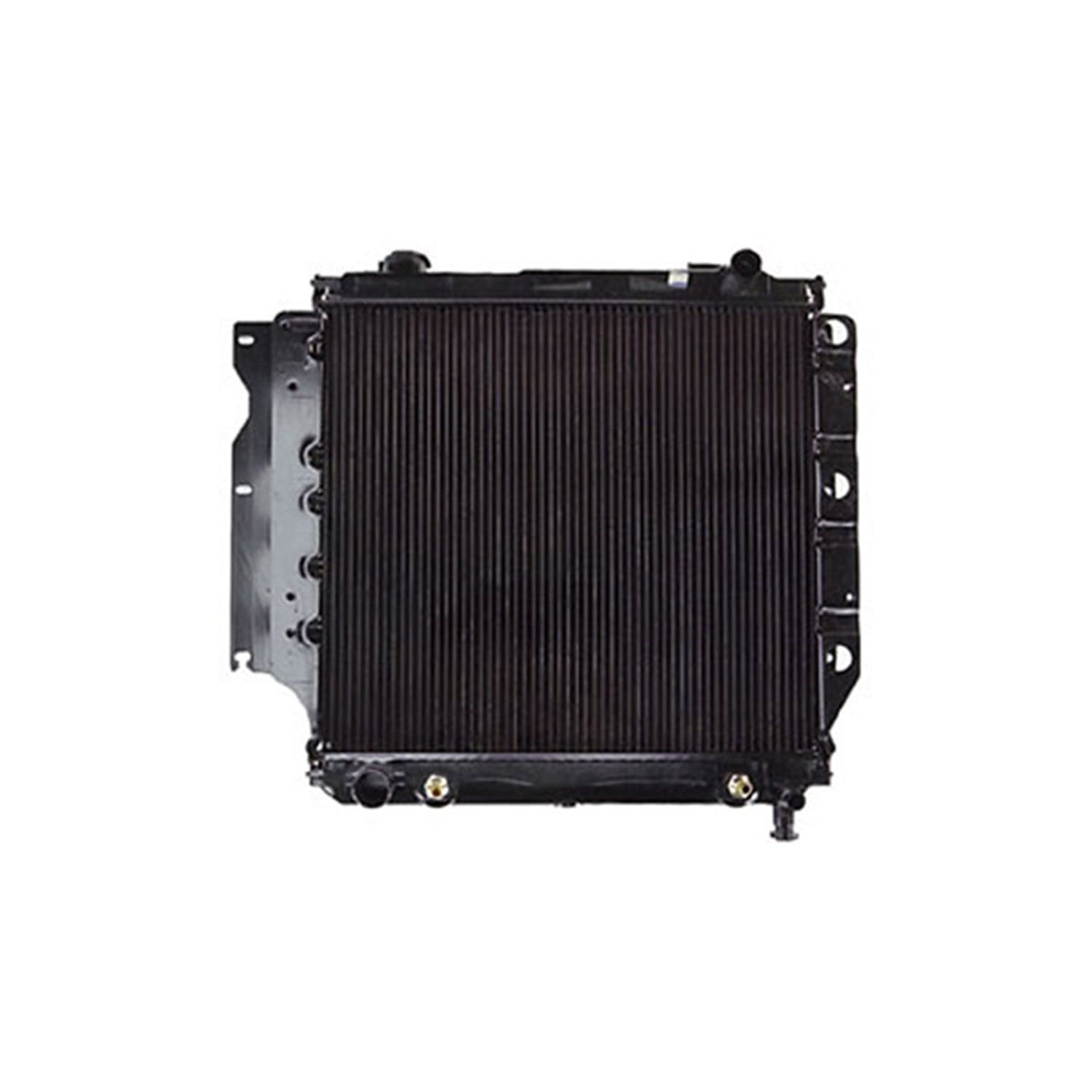 Rear for 2006-2010 Jeep Commander XK Omix-ADA 17952.12 AC Evaporator
