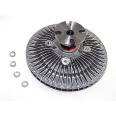 Omix-ADA 17105.08 Fan Clutch with Serpentine Belt