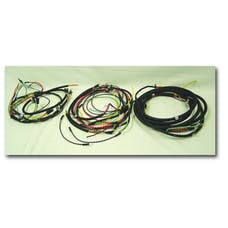 Omix-Ada 17201.02 Complete Wiring Harness with Turn Signal
