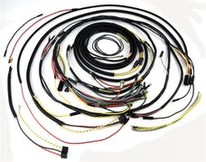 Omix-Ada 17201.09 Compete Wiring Harness with Cloth Wire Cover