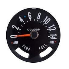 Omix-Ada 17207.02 Speedometer Gauge