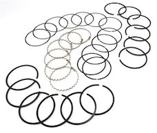 Omix-ADA 17430.09 Piston Ring Set Std, 2.5L