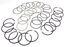 Omix-ADA 17430.10 Piston Ring Set, .010, 2.5L; 83-95 Jeep CJ/Wrangler YJ