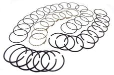 Omix-Ada 17430.35 Piston Ring Set Std, 6.6L