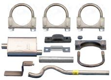 Omix-Ada 17606.08 Muffler and Tailpipe Kit