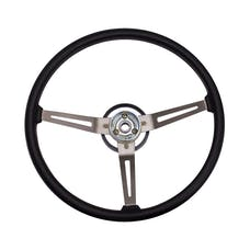 Omix-Ada 18031.05 Steering Wheel, Vinyl