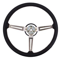 Omix-Ada 18031.06 Steering Wheel, Leather
