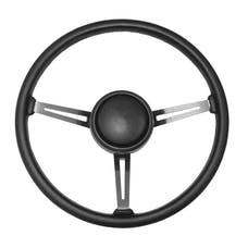 Omix-Ada 18031.07 Steering Wheel Kit, Vinyl