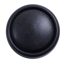 Omix-Ada 18033.01 Black Horn Button