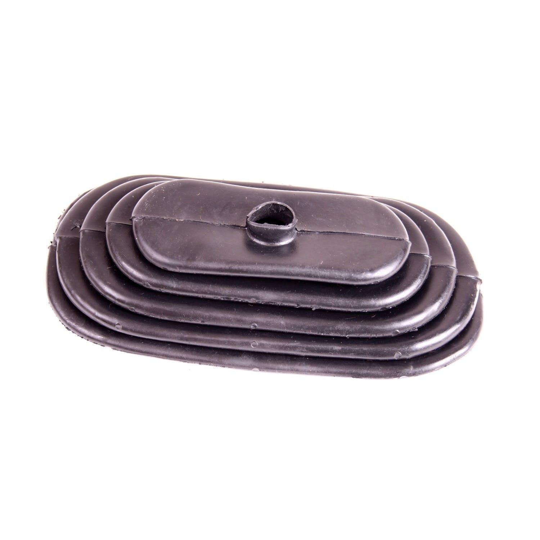 Silver Hose /& Stainless Black Banjos Pro Braking PBK0616-SIL-BLA Front//Rear Braided Brake Line