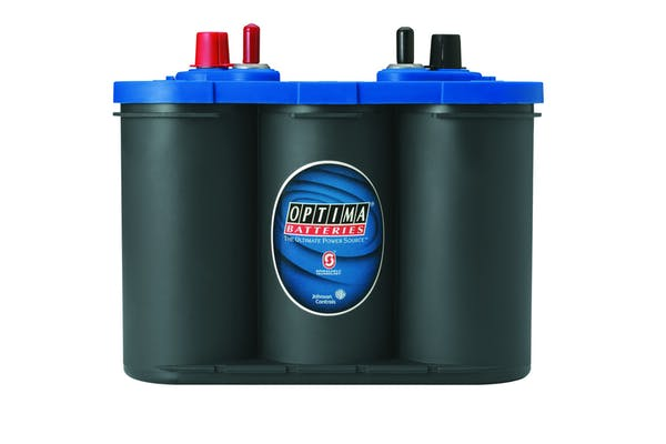 OPTIMA Batteries 9006-006 Group 34M Blue Top Starting Boxed