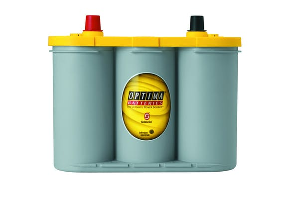 OPTIMA Batteries 8012-021 Group D34 Yellow Top Un-Boxed