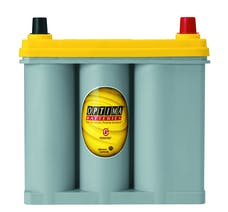 OPTIMA Batteries 9073-167 Group D51R Yellow Top Boxed