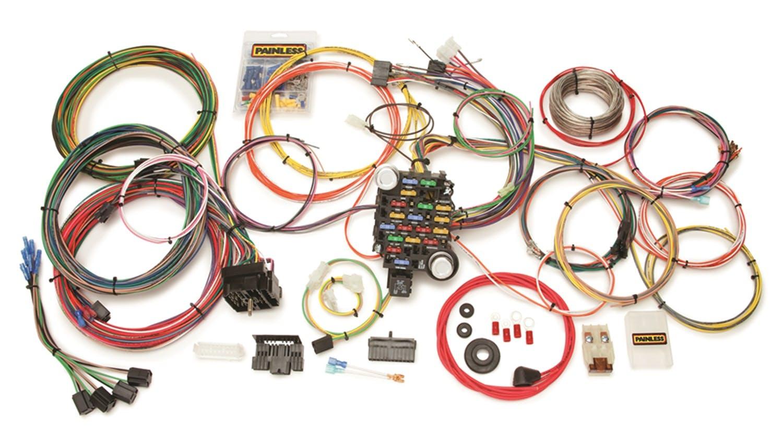 Chevrolet K3500 Wiring Harnes