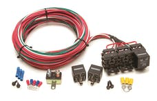 Painless 30107 3-Pack Relay Bank