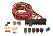 Painless 30108 6-Pack Relay Bank