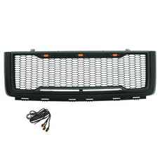Paramount Automotive 41-0178MB Impulse Packaged Grille, Matte Black