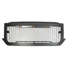 Paramount Automotive 41-0193MB Impulse Packaged Grille, Matte Black