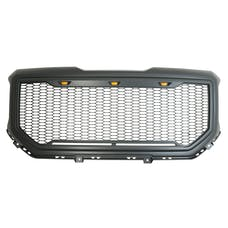Paramount Automotive 41-0194MB Impulse Packaged Grille, Matte Black