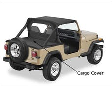 Pavement Ends 41805-15 Cargo Cover