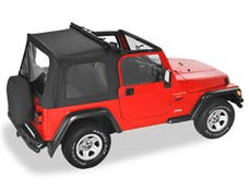 Pavement Ends 44523-15 Flip Top Complete Replacement Soft Top