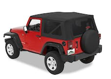 Pavement Ends 51202-35 Replay Fabric-only Replacement Soft Top