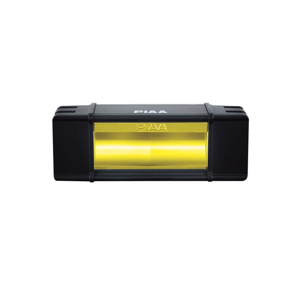 "PIAA 22-07206 RF Series 6"" LED Light Bar Yellow Fog Beam Kit"