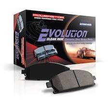 Power Stop LLC 16-1033 Z16 Evolution Ceramic Clean Ride Scorched Brake Pads