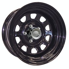 Pro Comp Steel Wheels 52-65985 52 16.5X9.75 5x5.5 4.5in.BS
