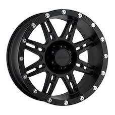 Pro Comp Wheels 7031-6865 Xtreme Alloys Series 7031 Black Finish