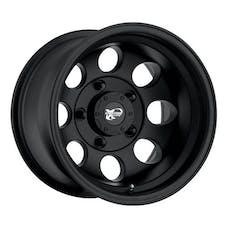 Pro Comp Wheels 7069-6865 Xtreme Alloys Series 7069 Black Finish