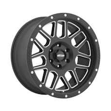 Pro Comp Wheels 5140-898350 Xtreme Alloys Series 5140 Satin Black Finish