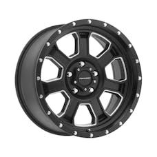 Pro Comp Wheels 5143-7973 Xtreme Alloys Series 5143 Satin Black Finish