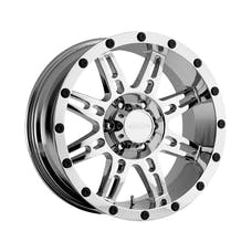 Pro Comp Wheels 6631-2983 20x9 6x5.5 5 B/S Chrome 0mm Offset
